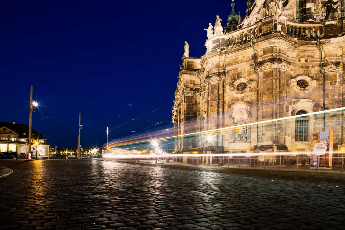 Das Dresdner Stadtschloss