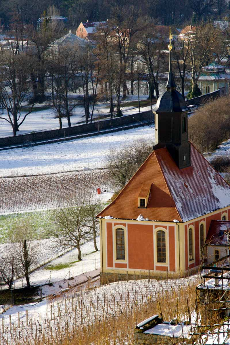Kapelle in Pillnitz